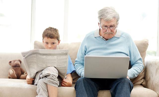 Nyelvtanulás idős korban