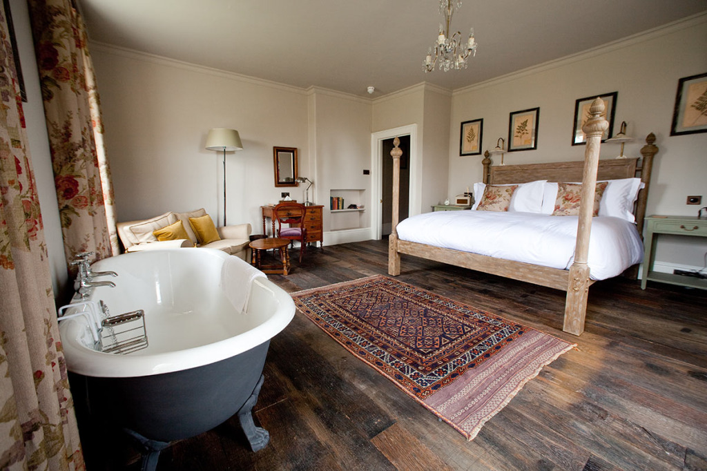 Hálószoba és nappali