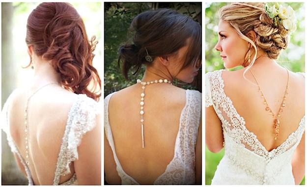 Ékszer menyasszonyi ruhához