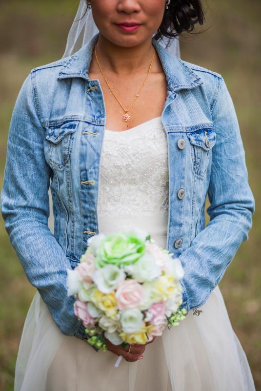 Kabát menyasszonyi ruhához